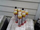 ブレーキクリーナーの空缶