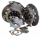 JAMAR Wide 5 Drag Brakes - 4 Piston Caliper